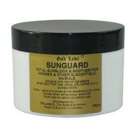 Gold Label Sunguard Skin Care - White