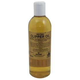 Gold Label High Quality Clipper Oil - Clear