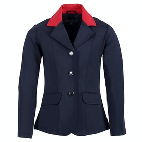 QHP Quinn Childrens Comp Jacket - Navy