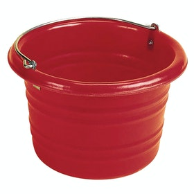 Stubbs Jumbo Bucket - Red