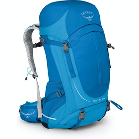 Osprey Sirrus 36 Womens Hiking Backpack - Summit Blue