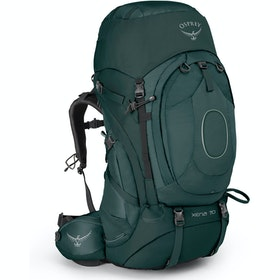 Osprey Xena 70 Womens Hiking Backpack - Canopy Green