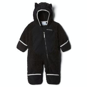Columbia Foxy Baby Sherpa Bunting Baby Snowsuit - Black