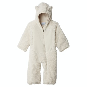 Columbia Foxy Baby Sherpa Bunting Baby Snowsuit - Fawn