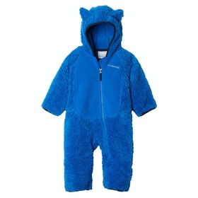 Columbia Foxy Baby Sherpa Bunting Baby Snowsuit - Super Blue