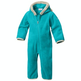 Columbia Tiny Bear 2 Bunting Baby Snowsuit - Geyser