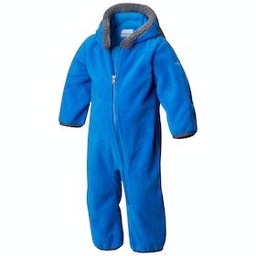 Columbia Tiny Bear 2 Bunting Baby Snowsuit - Super Blue