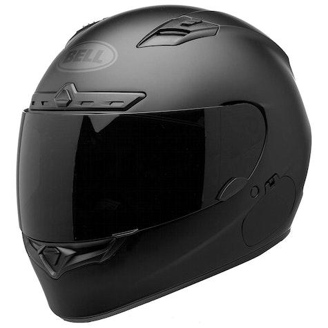 Bell Qualifier DLX Blackout Road Helmet