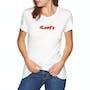 Feminine Logo Tee White+