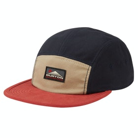 Casquette Burton Cordova 5 Panel - Dress Blue Kelp