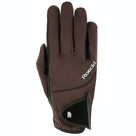 Competition Glove Damski Roeckl Milano - Mocha