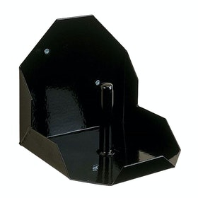 Stubbs Salt Block Holder Lick - Black