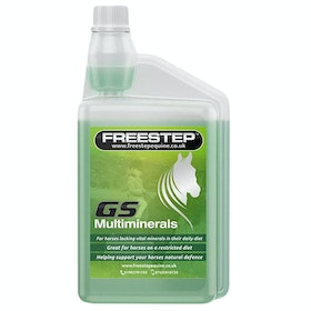 Freestep Superfix Green Source Health Supplement - Green