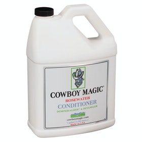 Cowboy Magic Rosewater Conditioner 3.8L Mane Care - Clear