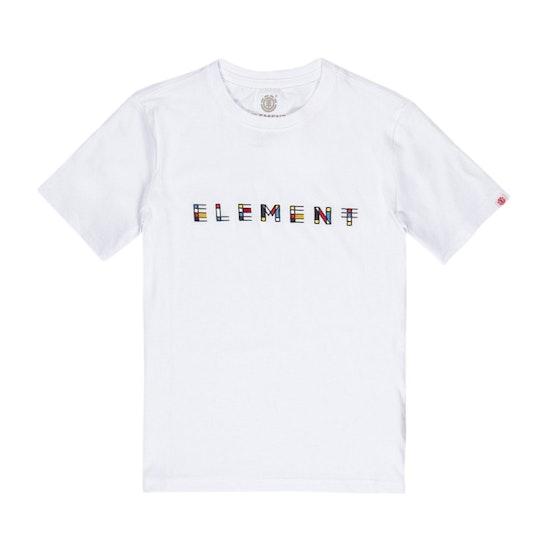 T-Shirt à Manche Courte Element Metz