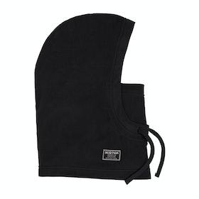 Burton Burke Hood Helmet Balaclava - True Black