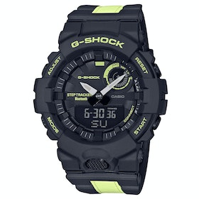 G-Shock Gba-800-1aer Watch - Black Yellow