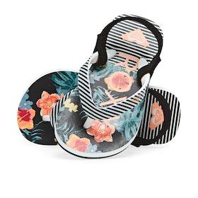 Sandales Roxy Tw Pebbles Vip - Multicolour
