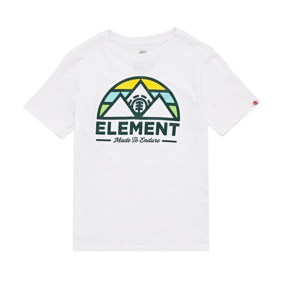 Element Squaw Boys Short Sleeve T-Shirt