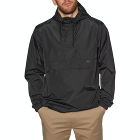 RVCA Killer Anorak Waterproof Jacket - Rvca Black