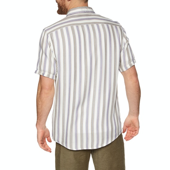 RVCA Merced Short Sleeve Shirt