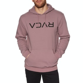 RVCA RVCA Flipped Pullover Hoody - Dusty Red