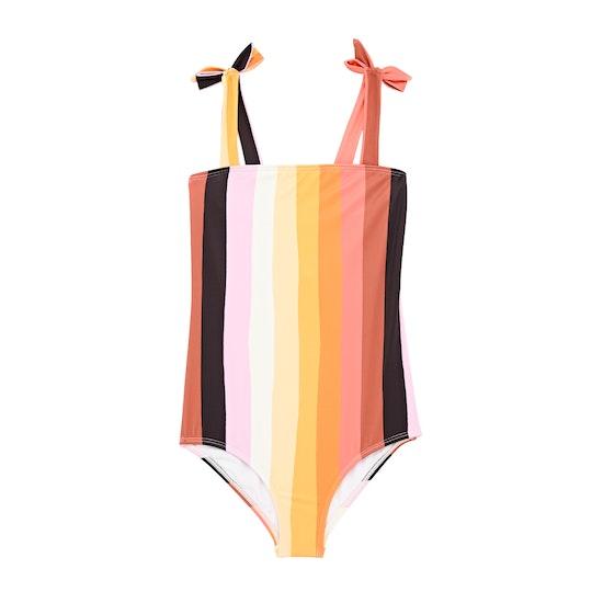Billabong Sunset Glow 1 Pc Girls Swimsuit