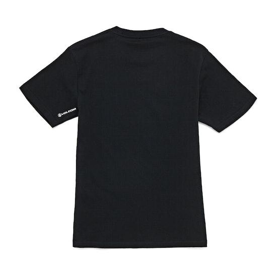 Volcom Vast Basic T-Shirt Korte Mouwen