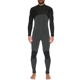 Vissla High Seas 4/3mm Zipperless Neoprenanzug - Phantom