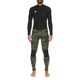 Vissla Seven Seas 3-2 Full 50-50 Wetsuit - Camo