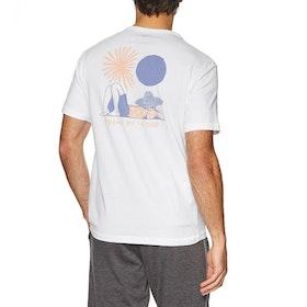 Vissla Siesta Short Sleeve T-Shirt - White