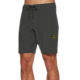"Vissla Solid Sets 18.5"" Boardshort Boardshorts - Phantom"