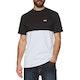Vans Colour Block Short Sleeve T-Shirt