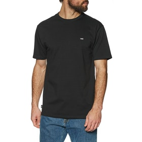 Vans Off The Wall Classic Short Sleeve T-Shirt - Black