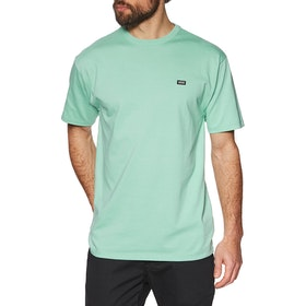 Vans Off The Wall Classic Short Sleeve T-Shirt - Dusty Jade Green