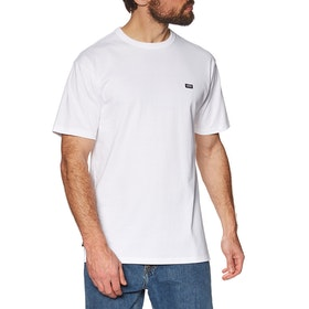 T-Shirt à Manche Courte Vans Off The Wall Classic - White