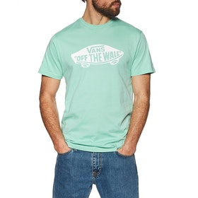 Vans OTW Short Sleeve T-Shirt - Dusty Jade Green White