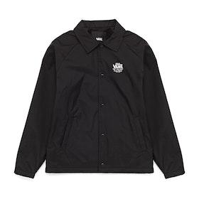 Vans Torrey Boys Jacket - Black White