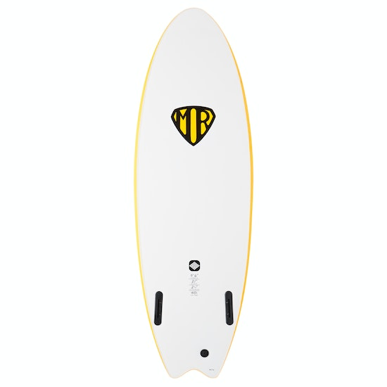 Ocean and Earth Mark Richards Ezi Rider Twin Fin Surfboard