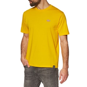 T-Shirt de Manga Curta Dickies Stockdale - Spectra Yellow