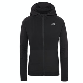 North Face Active Trail FZ Vindtæt jakke - TNF Black