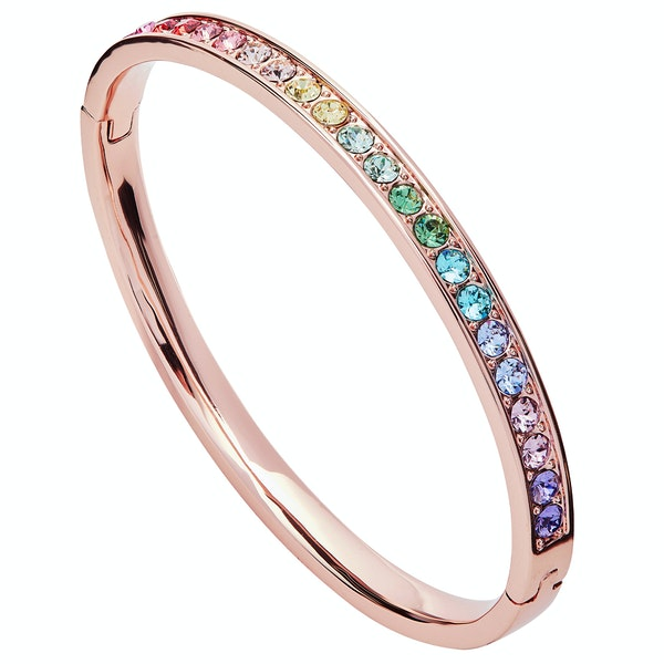 Bracelet Donna Ted Baker Relmara Rainbow Crystal Bangle