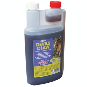 Equimins Devils Claw Liquid Joint Supplement - Clear