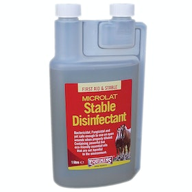 Equimins Disinfectant Concentrate Stable Cleaner - Clear