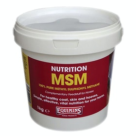 Equimins MSM Joint Supplement - White