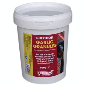 Equimins Garlic Granules Health Supplement - White
