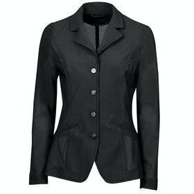 Dublin Hanna II Mesh Tailored Ladies Competition Jackets - Black