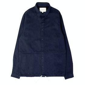 Kestin Armadale Overshirt - Navy