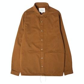 Kestin Armadale Overshirt - Tan