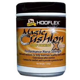 Absorbine Hooflex Magic Cushion Extreme Hoof Care - White